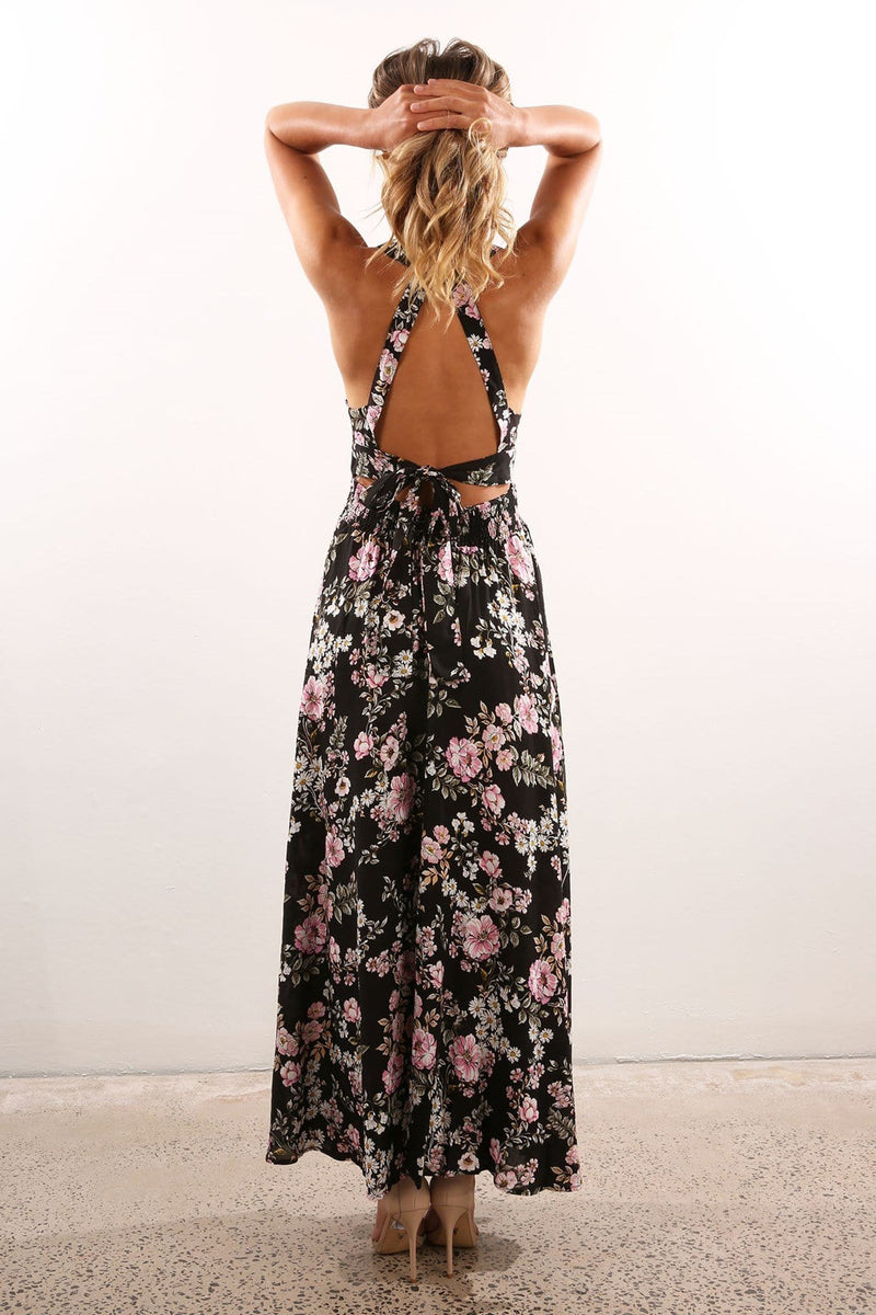 Endless Summer Dress Black Jean Jail - Jean Jail