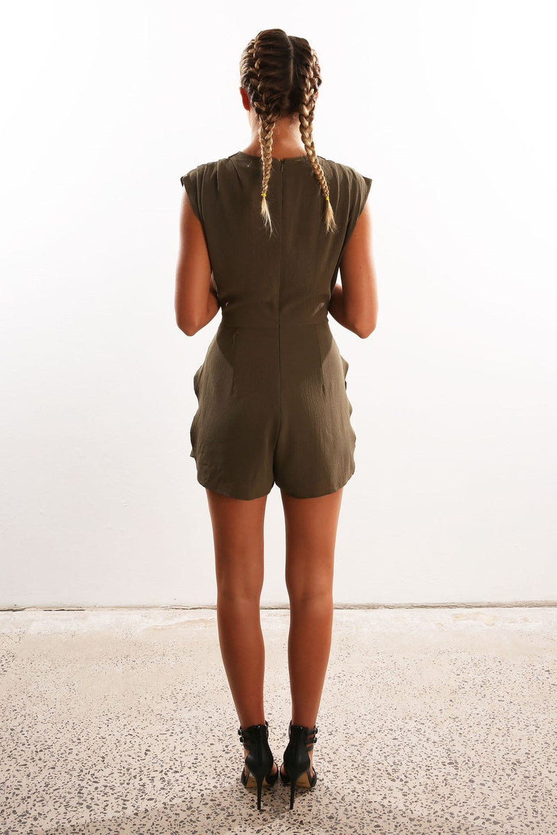 Luscious Playsuit Jean Jail - Jean Jail