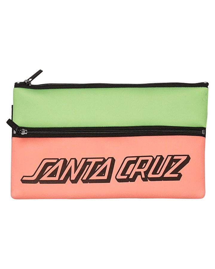Strip Pencil CaseMulti Santa Cruz - Jean Jail