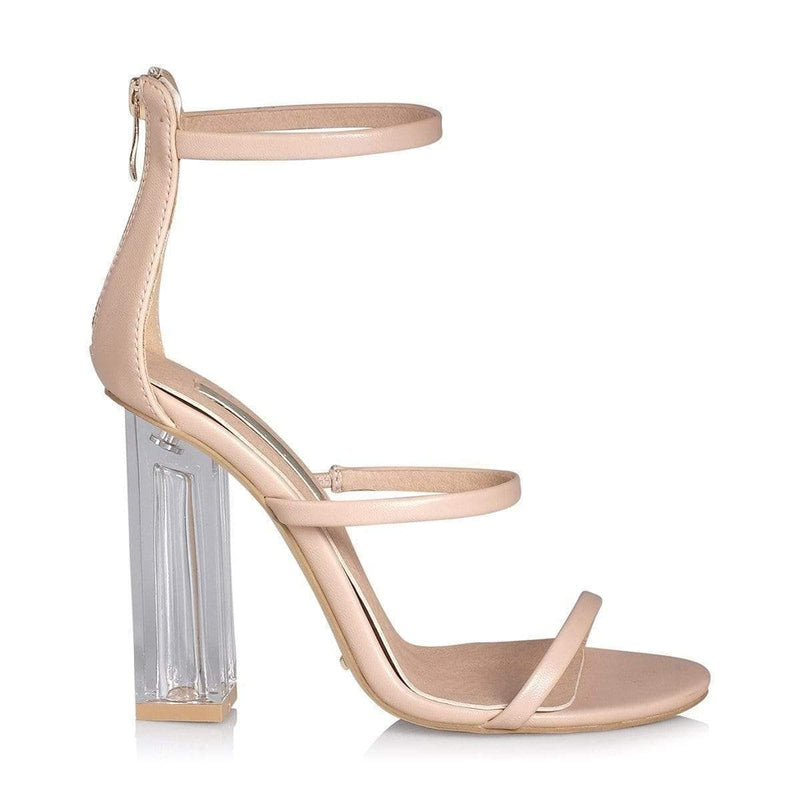 Sample - Isla Heel Nude