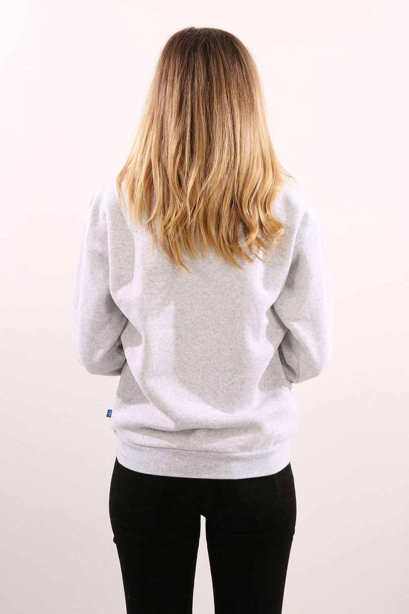 Sweatshirt Light Grey adidas - Jean Jail