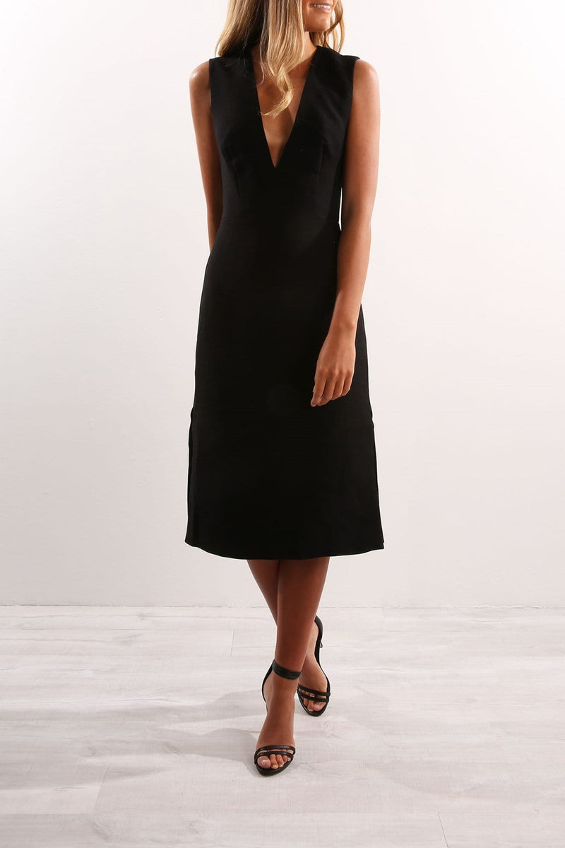 Radian Dress Black