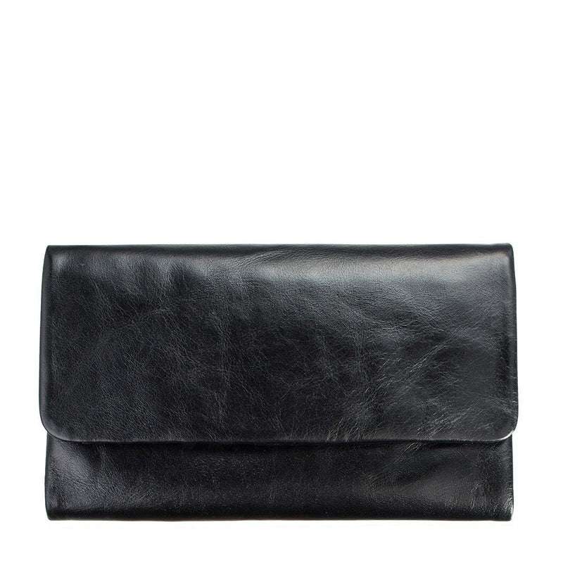 Audrey Wallet Black Status Anxiety - Jean Jail