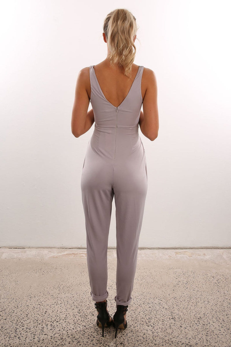 Comfy And Cute Jumpsuit Jean Jail - Jean Jail