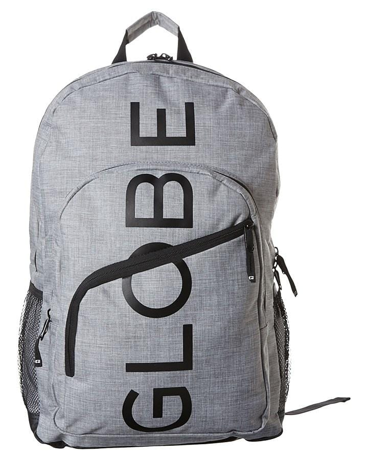Jagger III Backpack Grey Black Globe - Jean Jail
