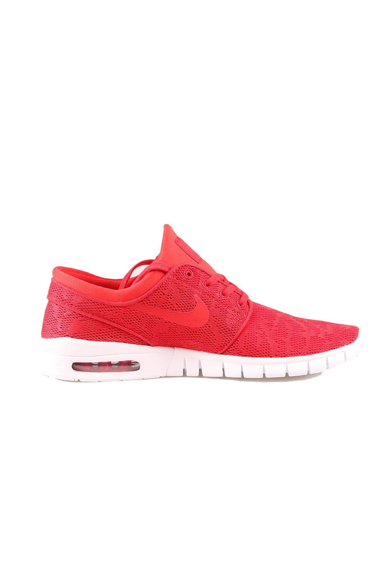 Stefan Janoski Max University Red White Nike SB - Jean Jail