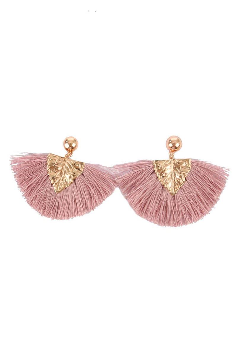 Annabella Earrings Blush Jean Jail - Jean Jail