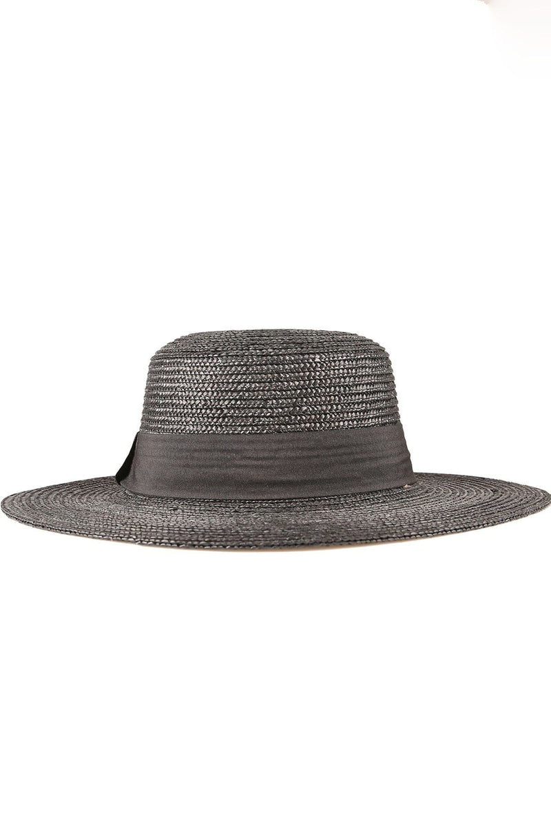 Tiffany Hat Black Jean Jail - Jean Jail