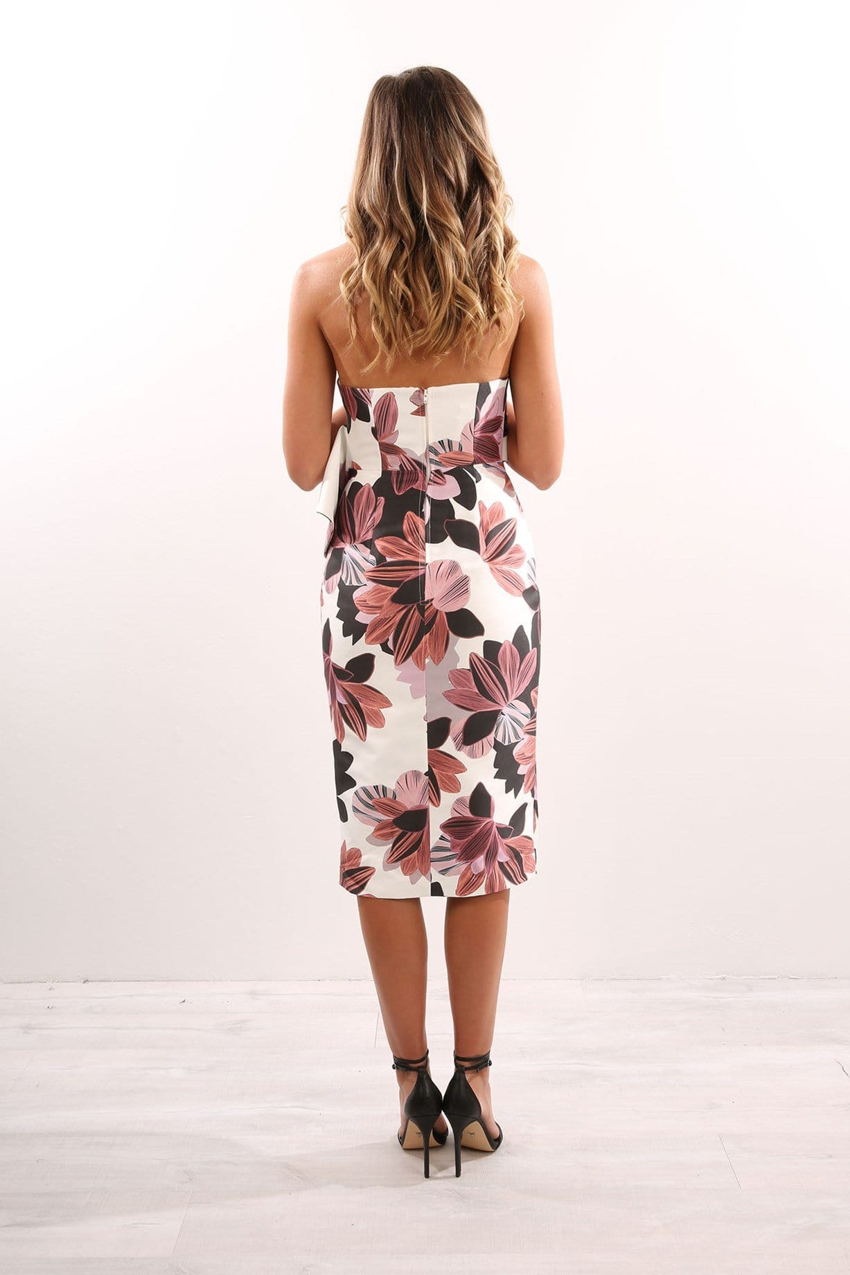 Awake Dress Collage Floral