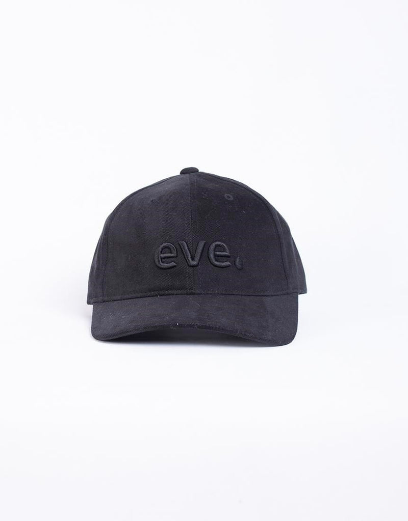 Eve Signature Cap Black All About Eve - Jean Jail
