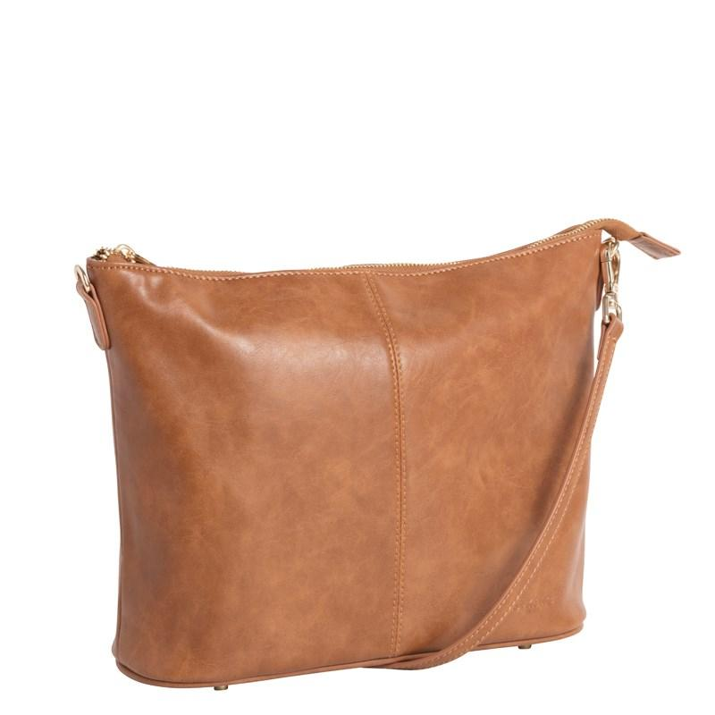 Bowery Shoulder Bag Tan Elms & King - Jean Jail