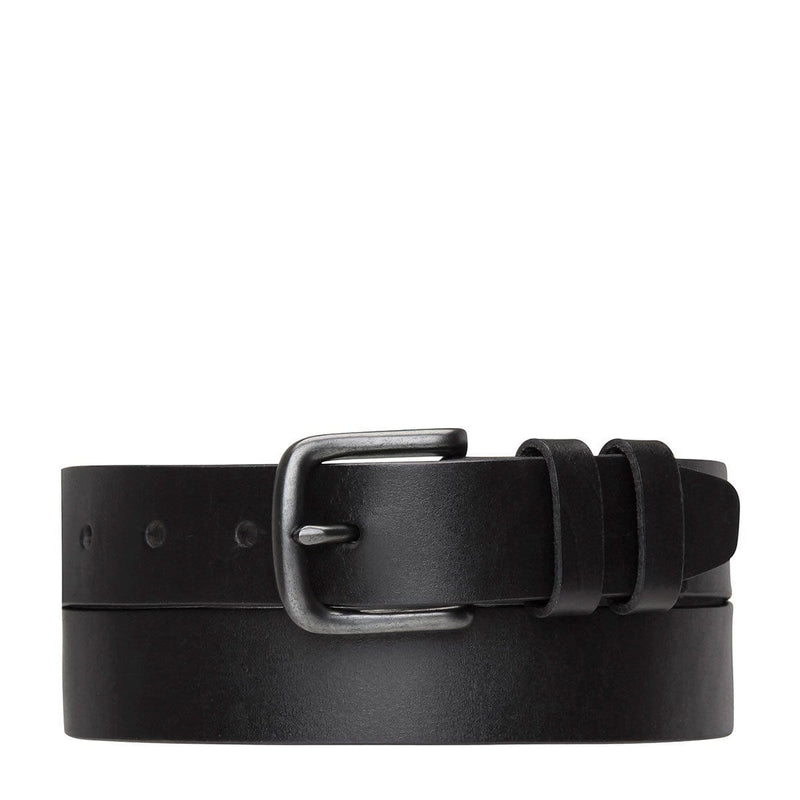 Citizen Belt Black Status Anxiety - Jean Jail