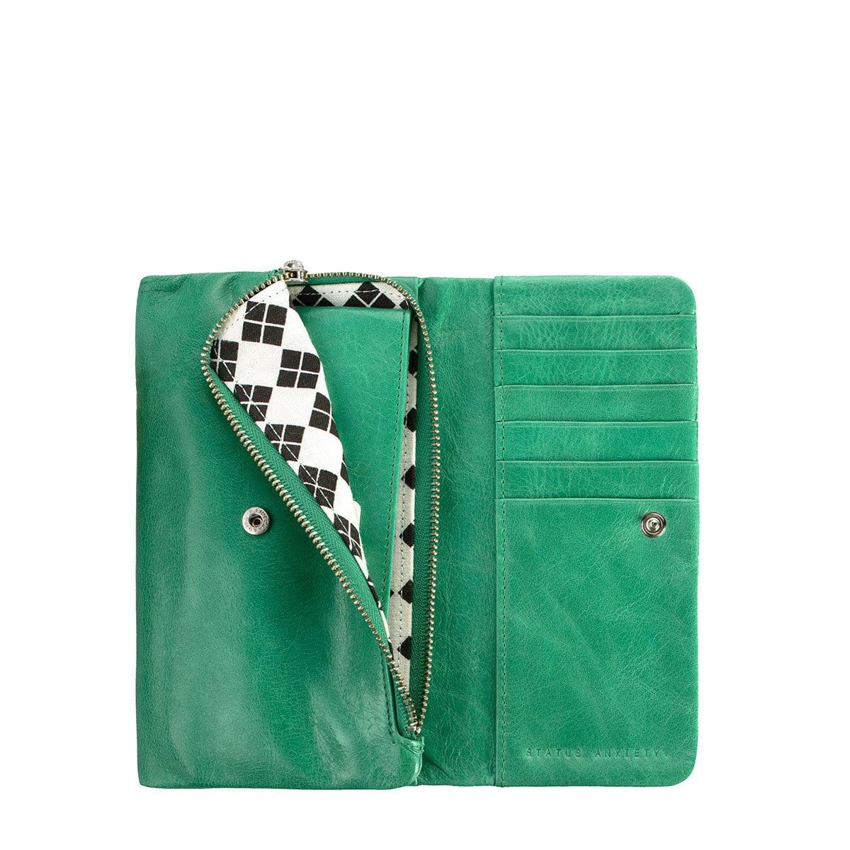 Audrey Wallet Emerald
