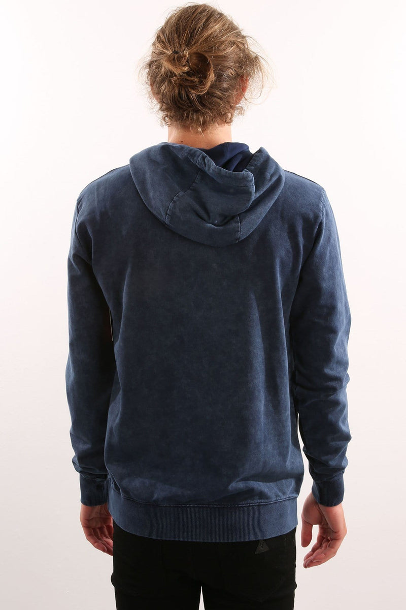 Mind Pullover Hoody Midnight Acid Von Zipper - Jean Jail