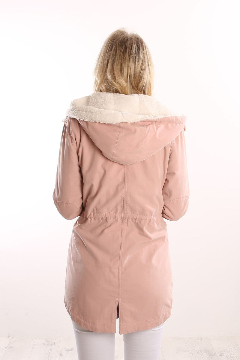 Edwards Parka Blush All About Eve - Jean Jail