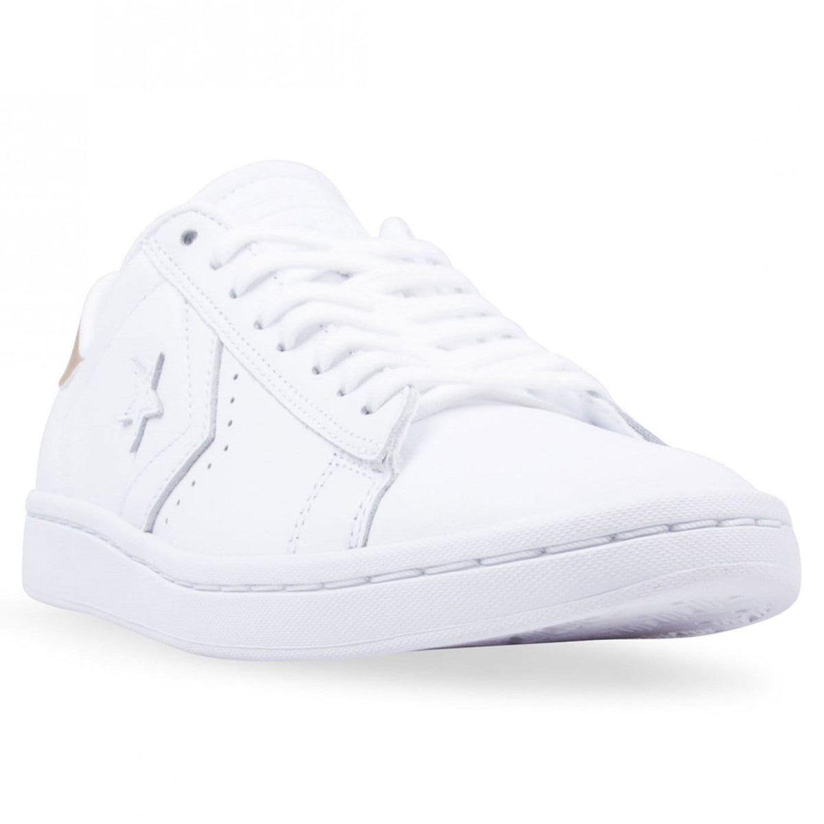Converse Pro Leather LP White Gold