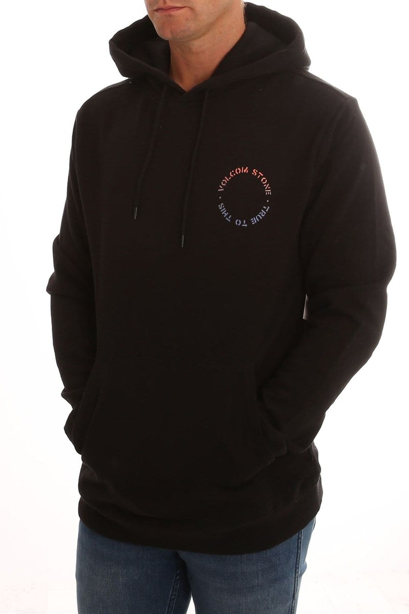 Reload Pullover Black Volcom - Jean Jail