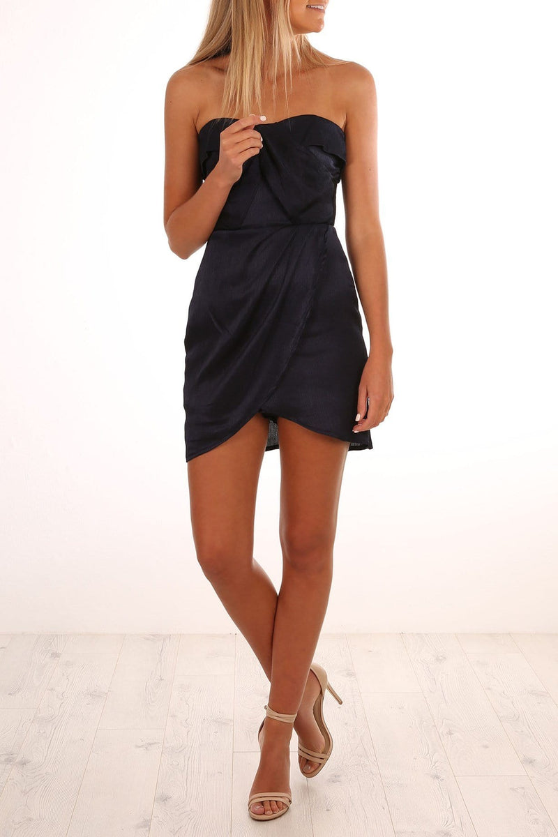 Early Evening Playsuit Navy