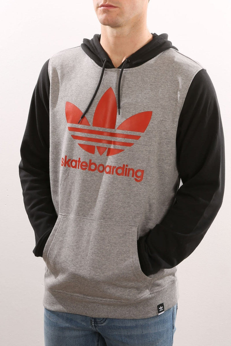 Clima 3.0 Sol Hoody Core Heather Black adidas - Jean Jail