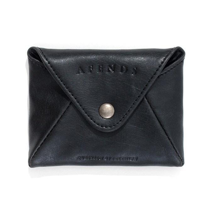 Holdall Pouch Wallet Black Afends - Jean Jail