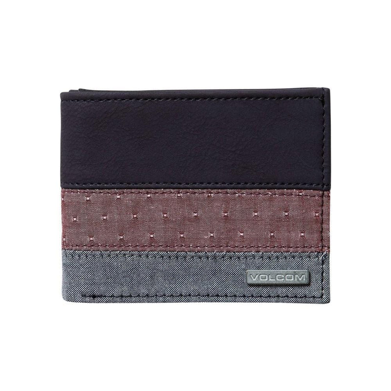 Threezy Wallet Navy Volcom - Jean Jail