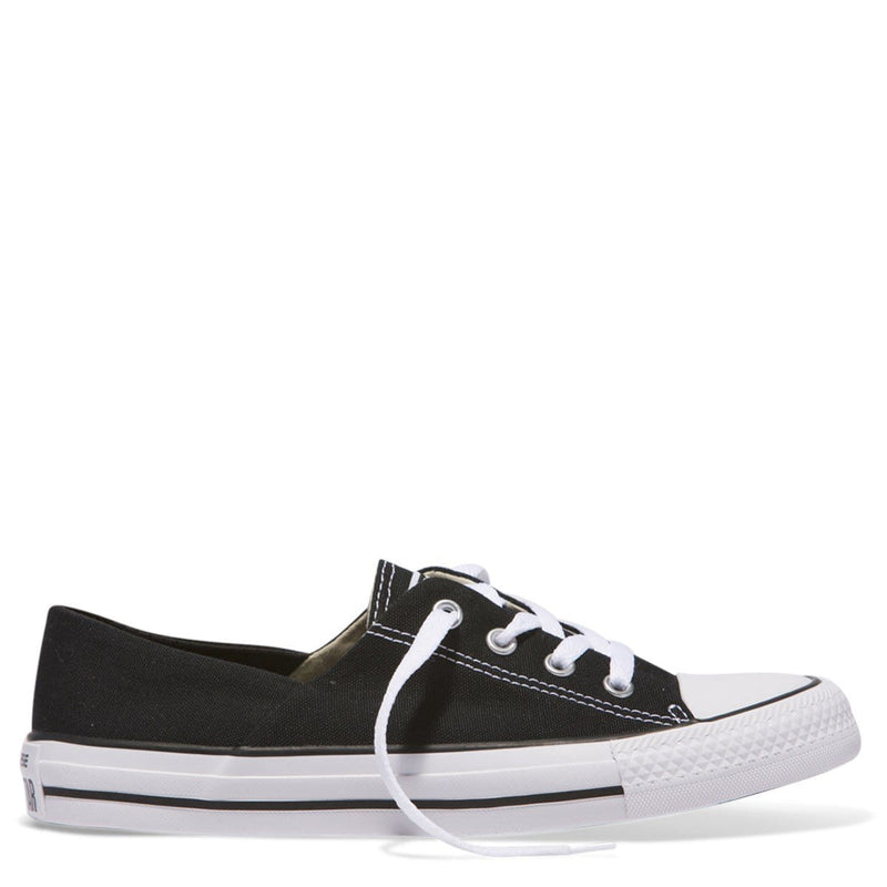 Chuck Taylor All Star Coral Low Top Black Converse - Jean Jail