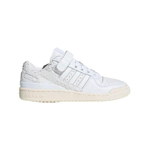 Forum Low White Chalk adidas - Jean Jail