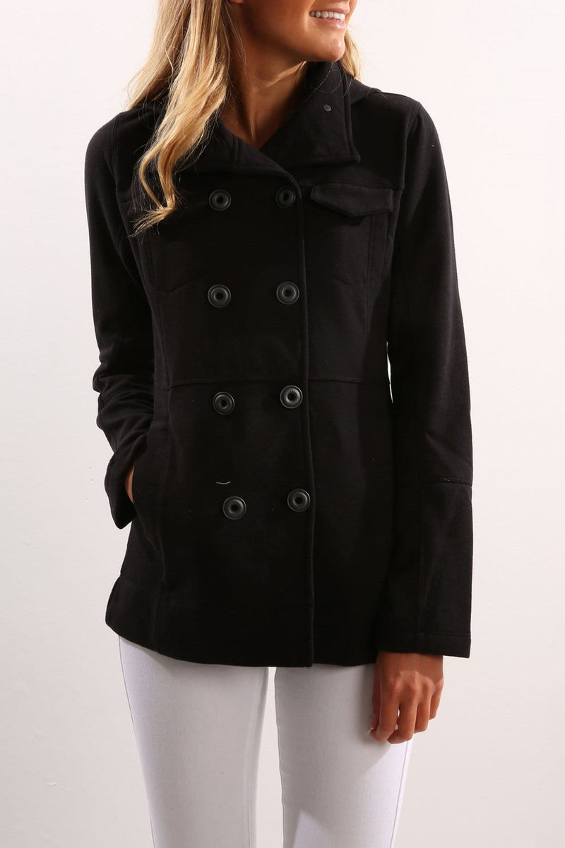 Classic Winchester Jacket Black Hurley - Jean Jail