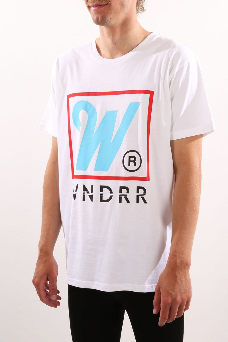 Helix Custom Fit Tee White