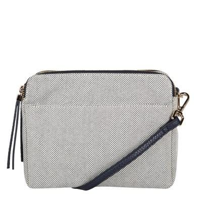 Camden Crossbody Navy Canvas