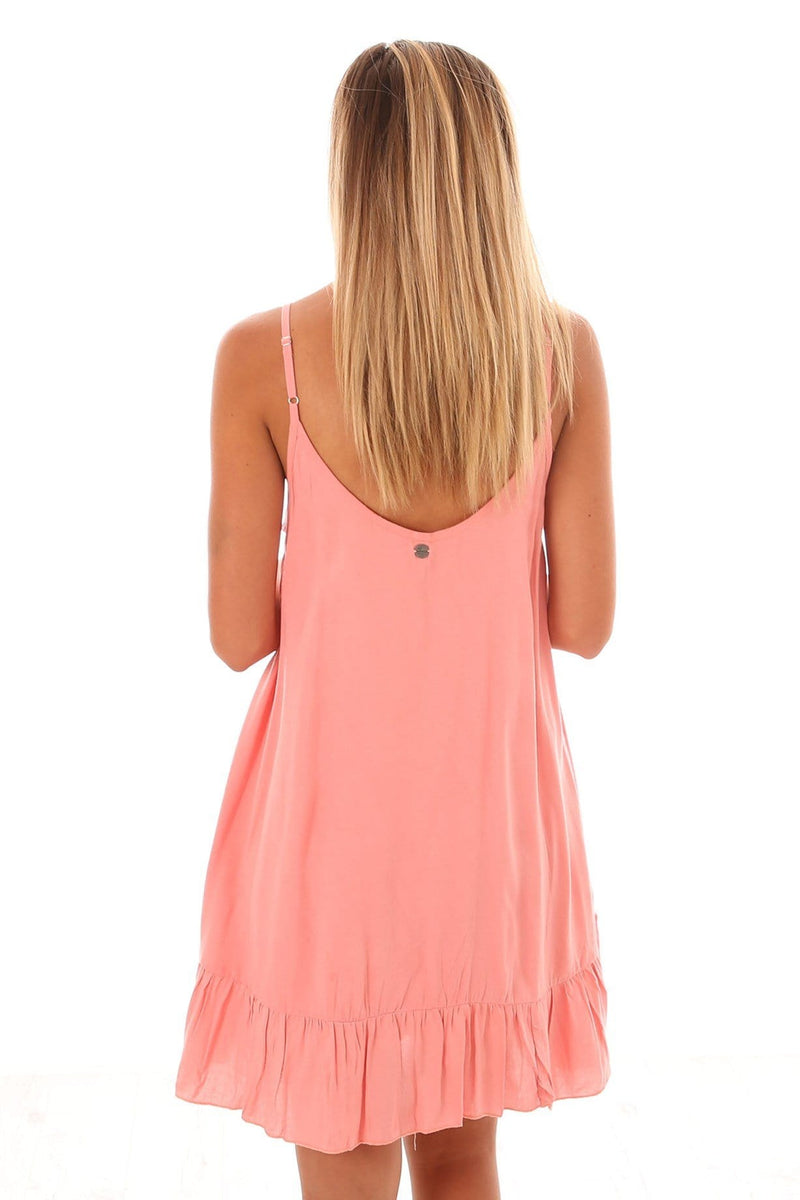 Sehara Dress Pink All About Eve - Jean Jail