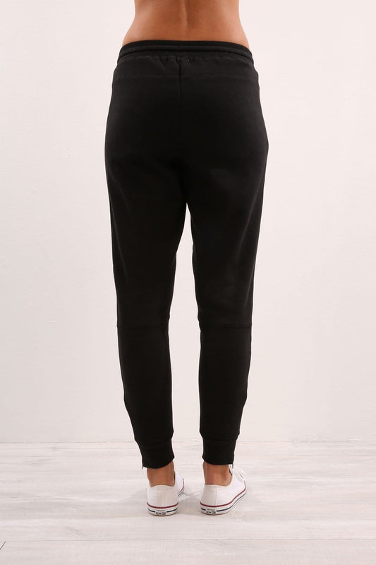 Easton Trackpant Black