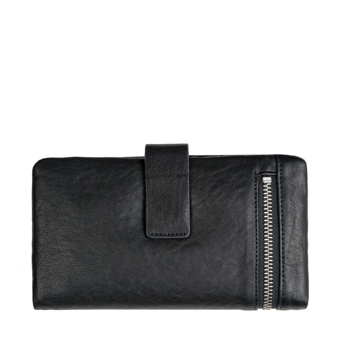 Esther Wallet Black Bubble