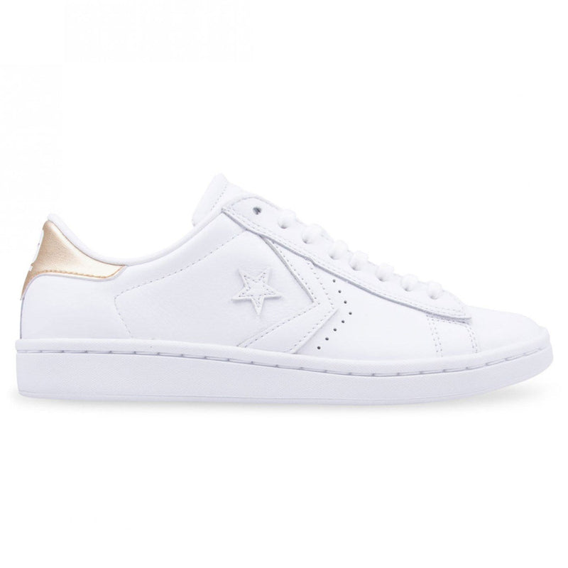 Converse Pro Leather LP White Gold Converse - Jean Jail