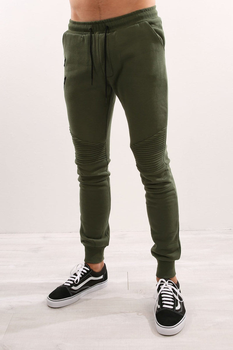 Bleeker Sweat Pant Khaki nANA jUDY - Jean Jail