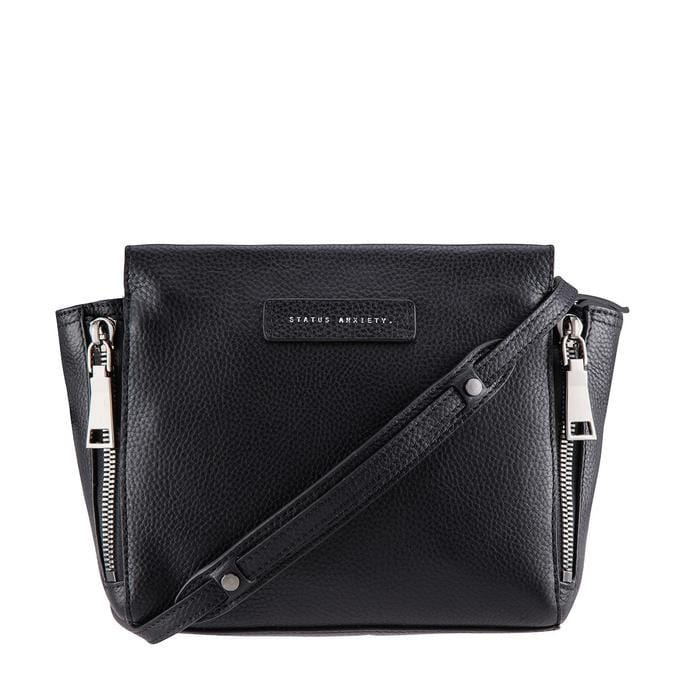 The Ascendants Bag Black Pebble Status Anxiety - Jean Jail