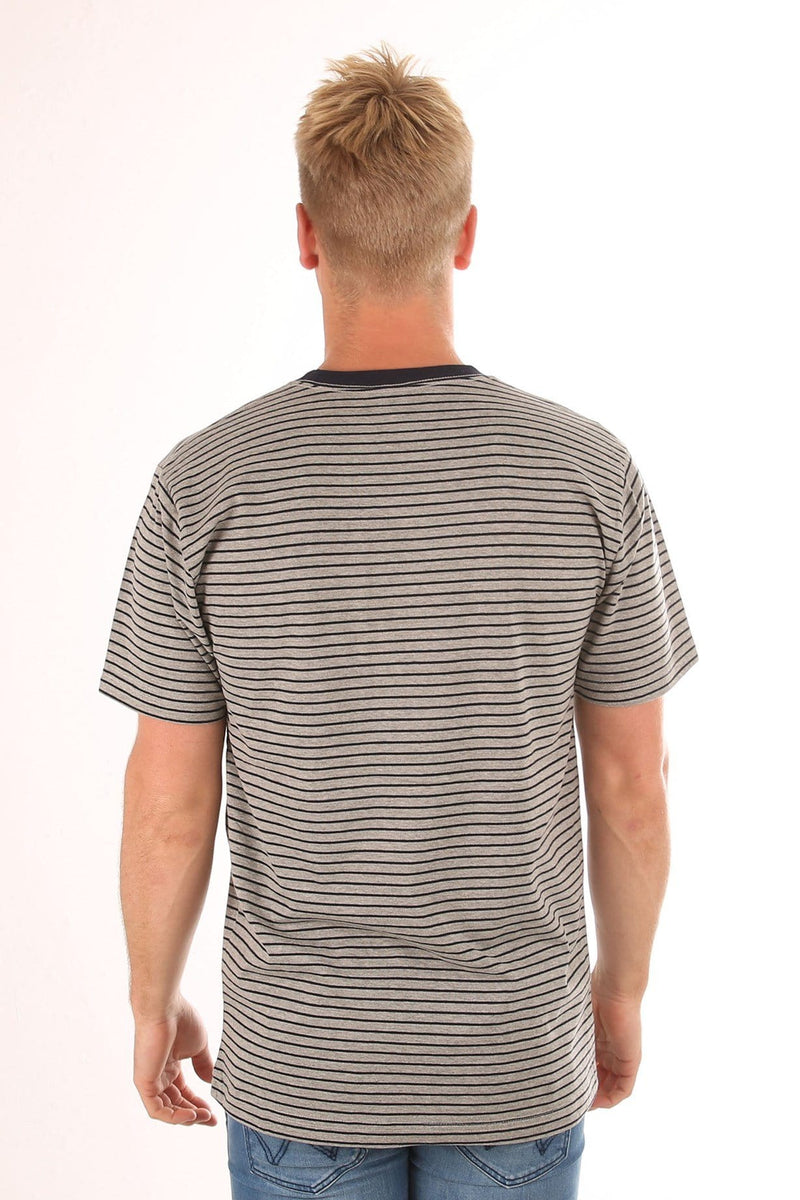 Astoria Tee Grey Marle
