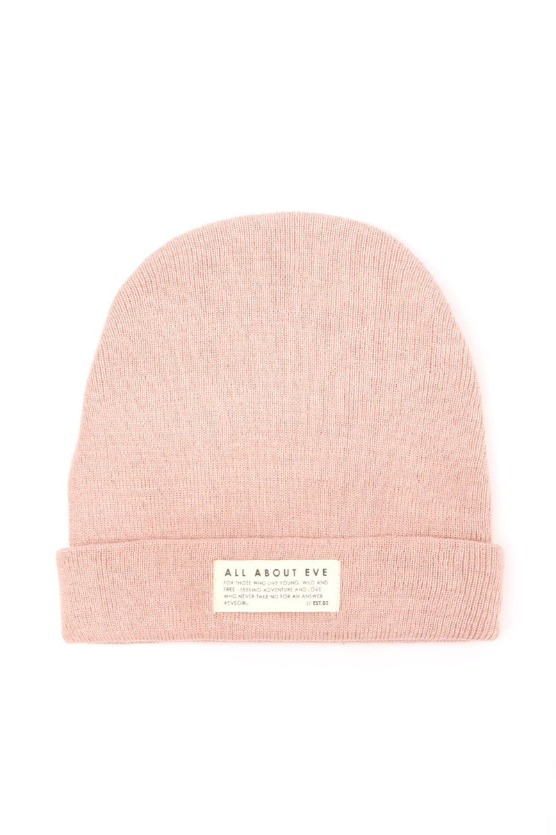 Eve Beanie Pink All About Eve - Jean Jail
