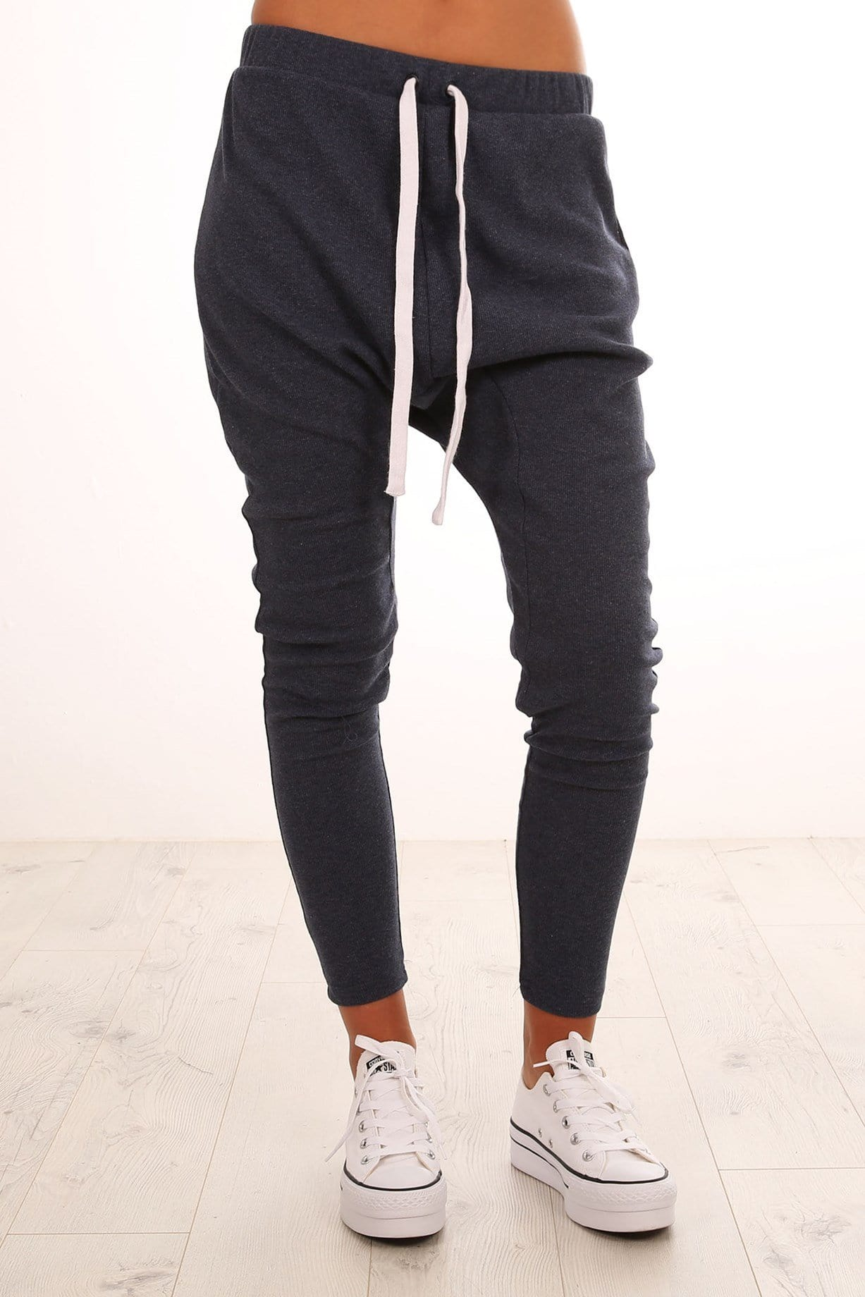 Collector Pant Navy Marle