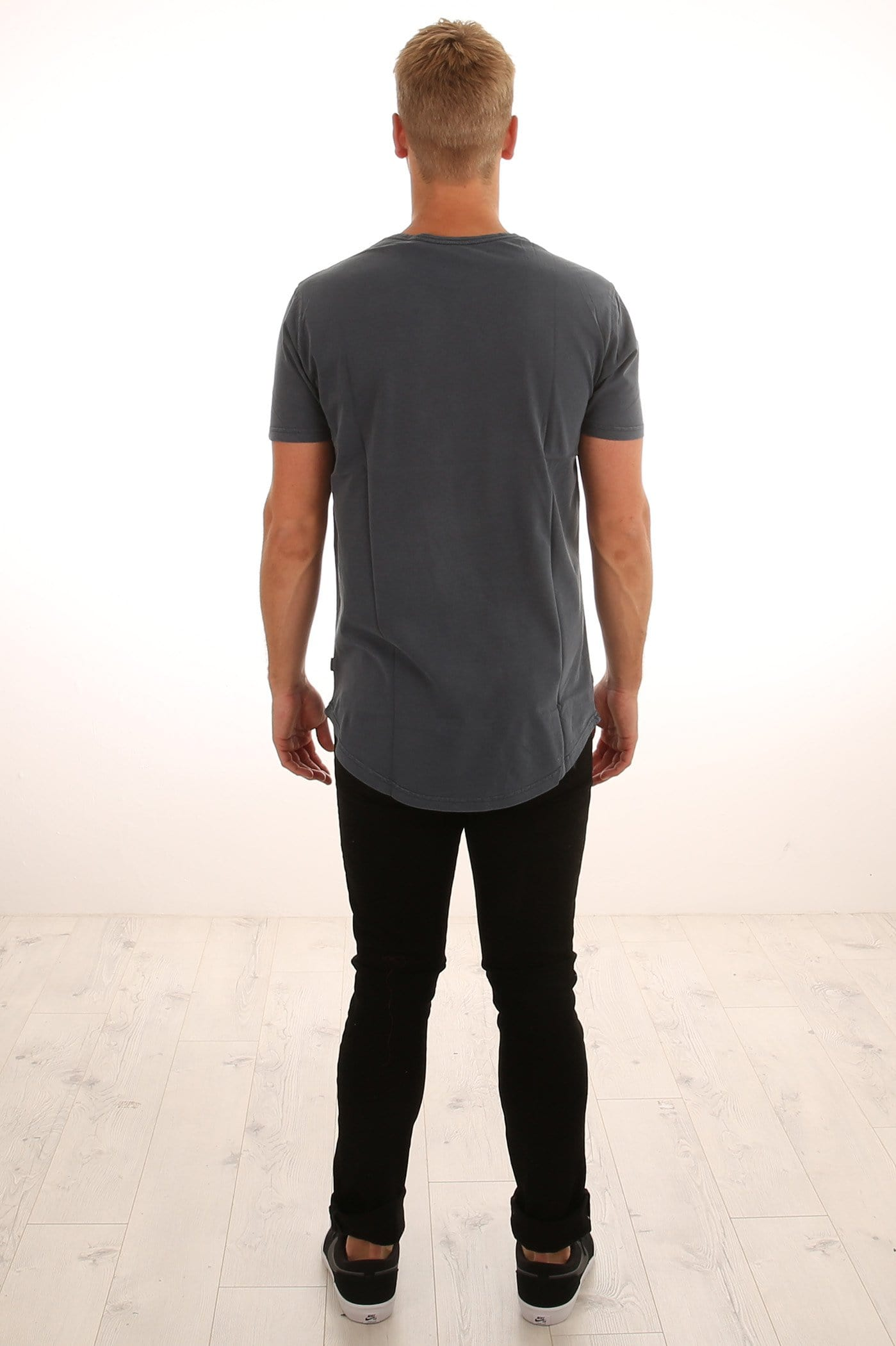 Acid Tail Tee Indigo