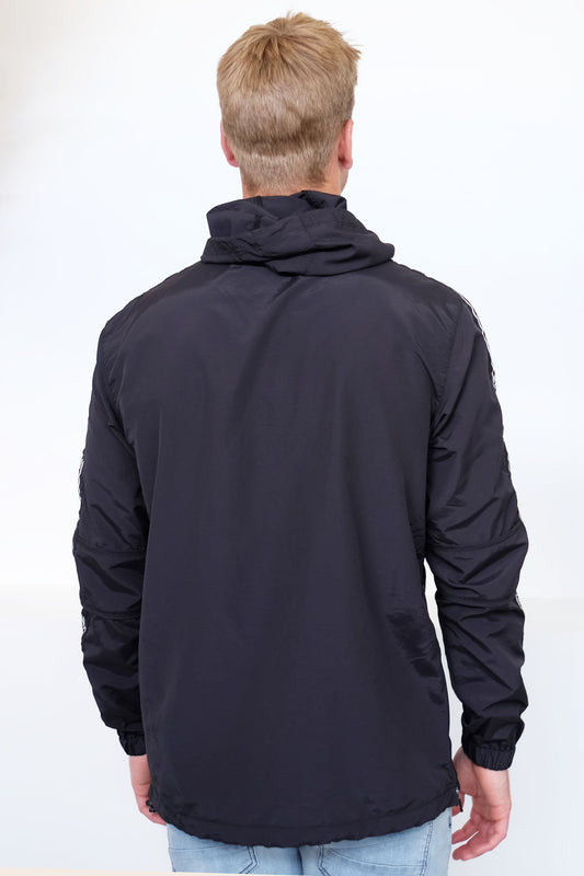 Adapter Anorak Black