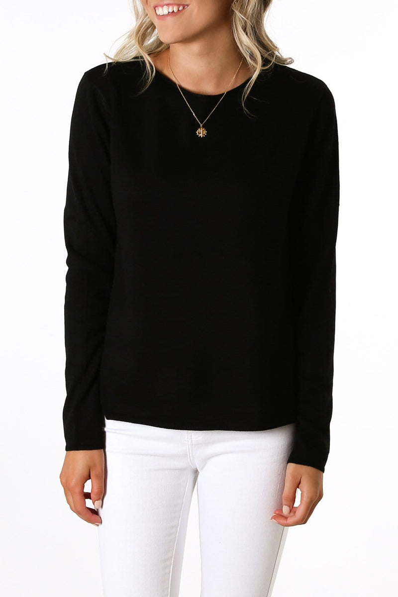 Amy Sweater Black