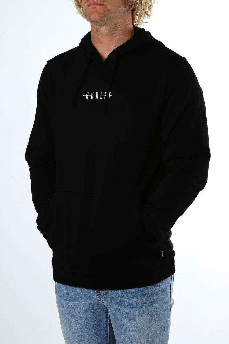 Avante Pullover Fleece Black