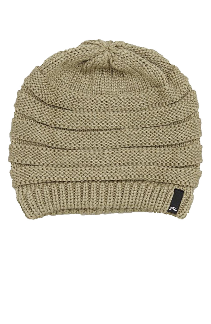 Bay Beanie Faded Olive