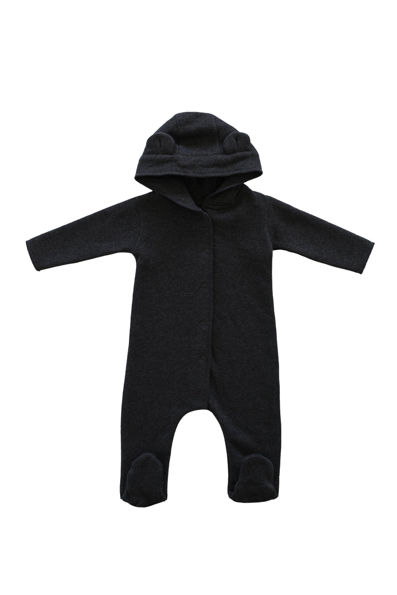 Bearsuit Dark Grey Marle