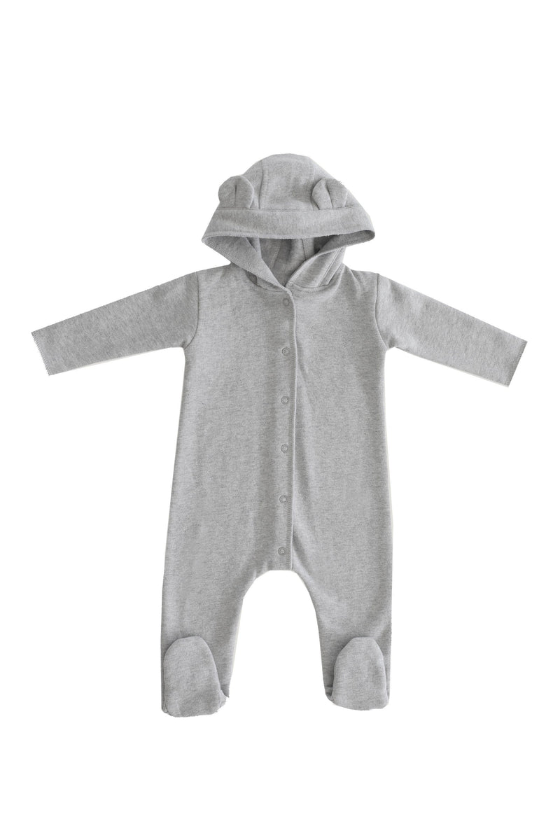 Bearsuit Light Grey Marle