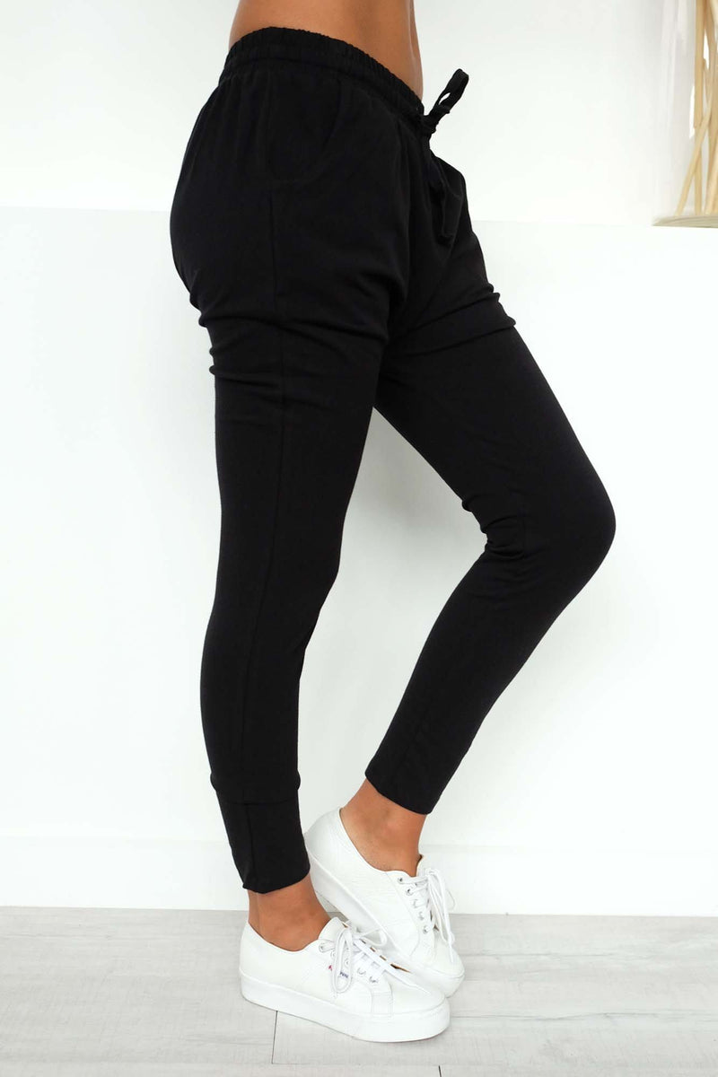 Bella Pant Black Betty Basics - Jean Jail
