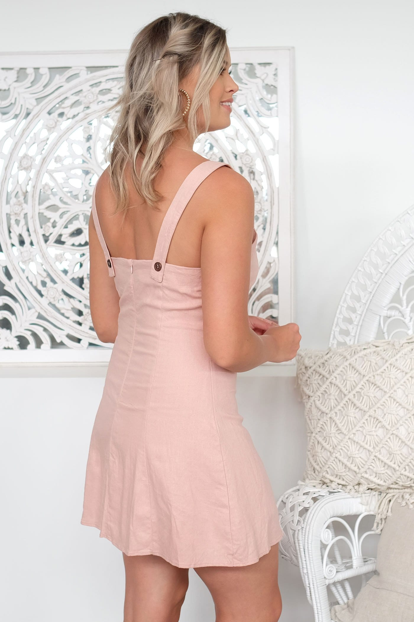 Beloved Dress Blush