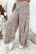 Best Day Wide Leg Pant Blush Floral