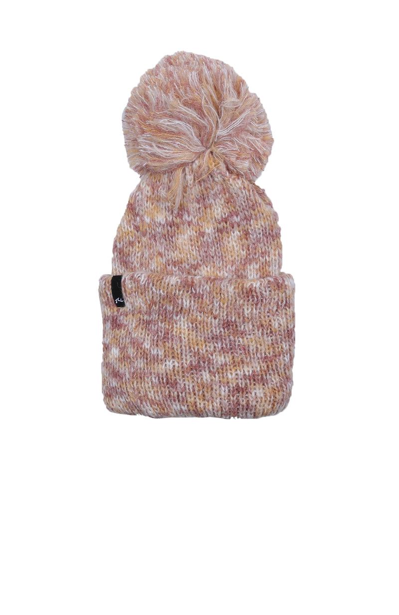 Big Dreams Beanie Misty Rose